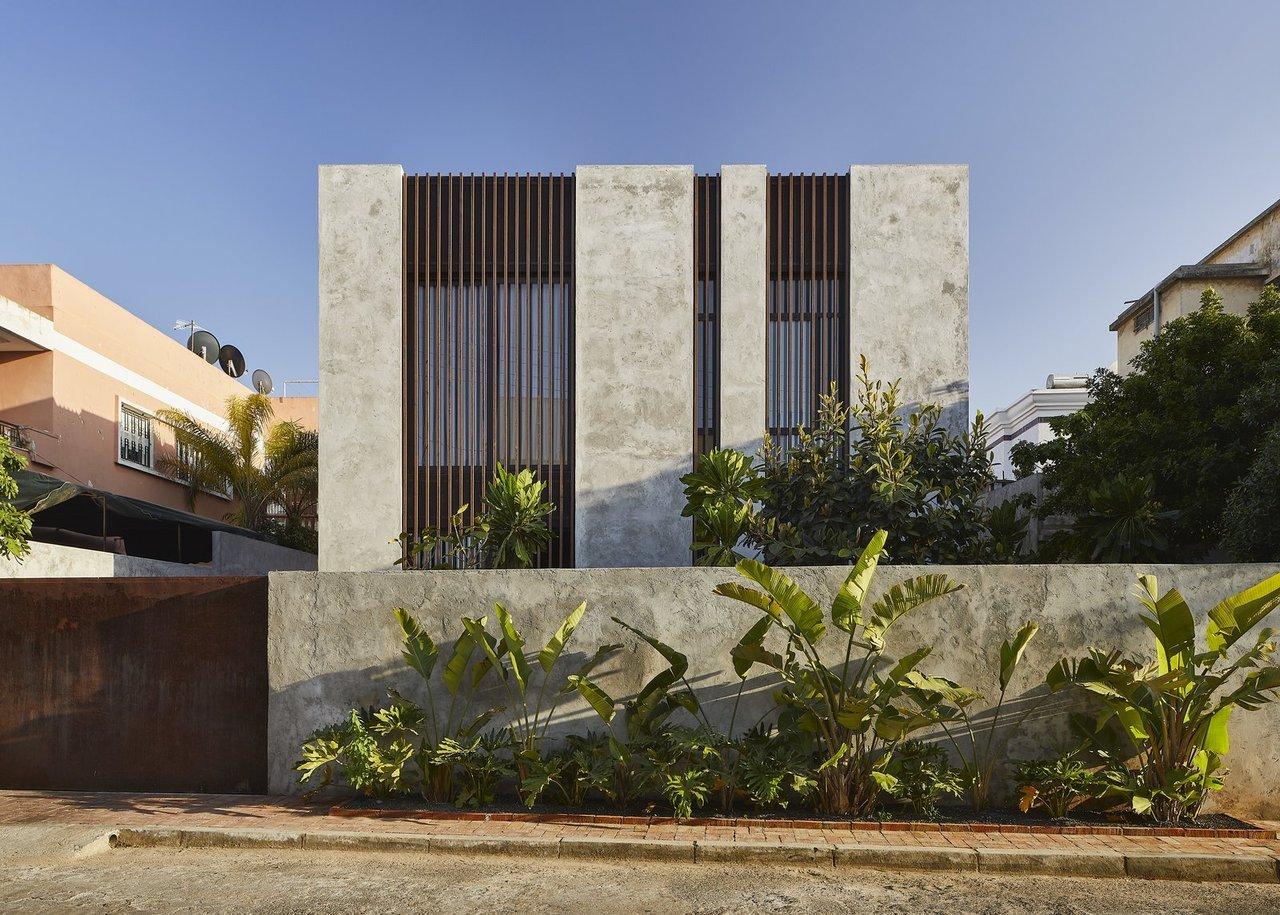 Villa LM / Mehdi Berrada Architect
