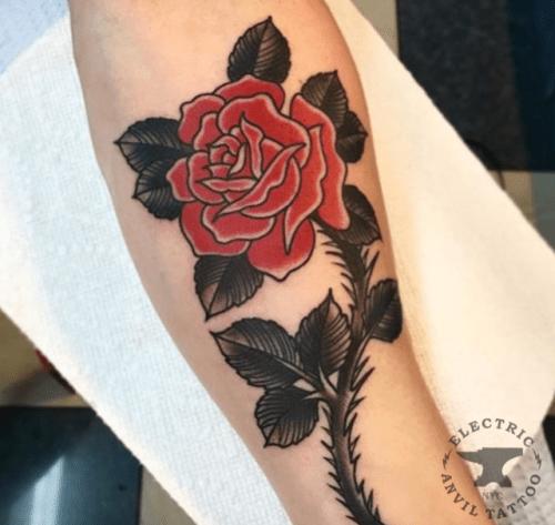 tumblr ov1zhsG5XY1qzabkfo1 500 - Tattoo by Josh @josharseneau Electric Anvil Tattoo Brooklyn, NY