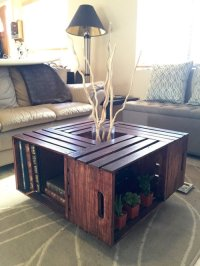recycled coffee table | Tumblr