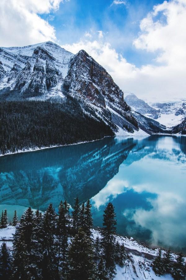 Tumblr Nature Mountains Snow