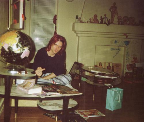 Recording Studio Iphone Wallpaper Kurt Cobain Home Tumblr