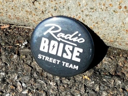 Time for some action! From manhole to sidewalk, the Radio Boise Street Team will have all Treefort bases covered. If it's awesome, we'll be there… so come say 'Hi!'. -dig #treefort2018 #RadioBoiseAlive