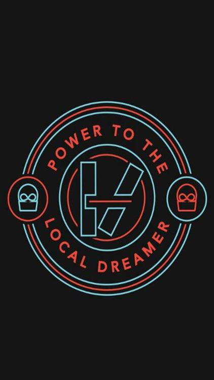 Kurt Cobain Quotes Wallpaper The Twenty One Pilots Logo On The Top Tumblr