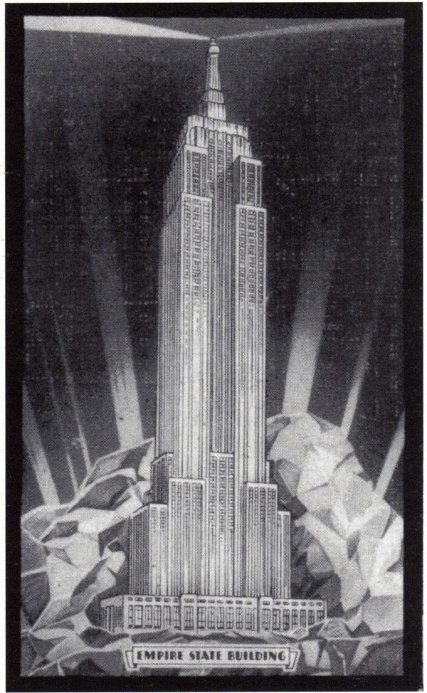 Early Rendering Empire State Building