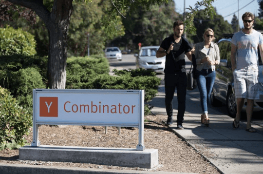 YCombinator visit for KPCB Fellows event