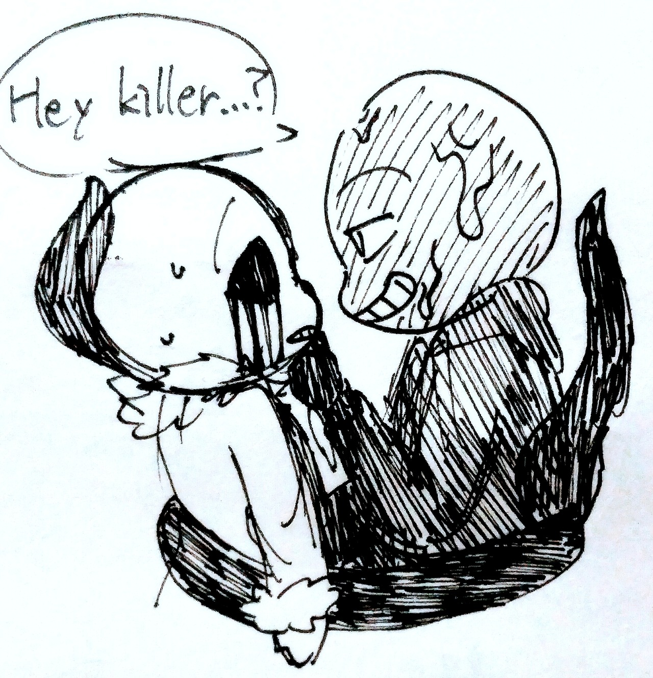 Yandere Nightmare Sans X Reader Lemon