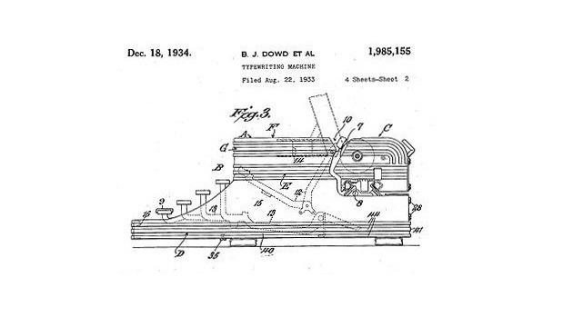 Design is fine. — Dowd & Hart, Royal De Luxe portable