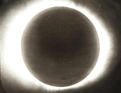 dame-de-pique:Yerkes Observatory, Solar Eclipse, June 8, 1918 *