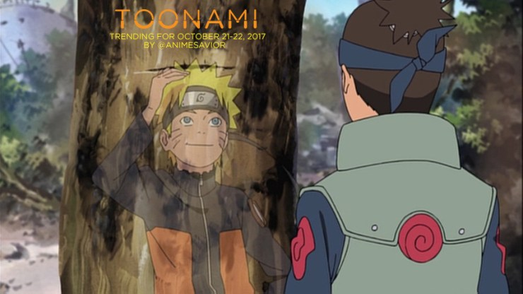 """Iruka: ""Naruto, do you have the will of fire within you? It's the strong will to do whatever it takes to protect the Leaf Village, no matter what. If you have it, then you can become as strong as the Lord Hokage. But he's got more than just..."