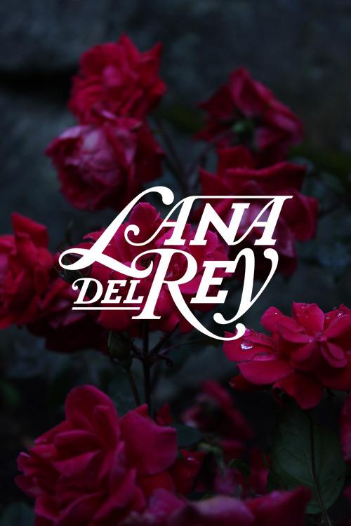 Iphone 6 Lock Screen Wallpaper Girl Lana Del Rey Logo Tumblr