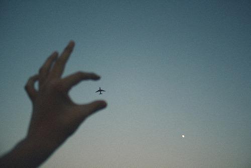 portami in alto come gli aeroplani  Tumblr