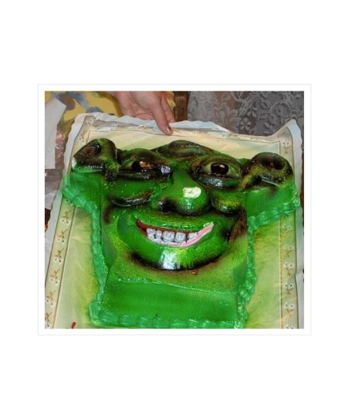 Shrek Cakes Tumblr