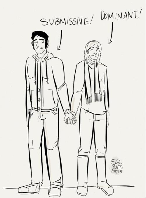 Submissive Guy Comics