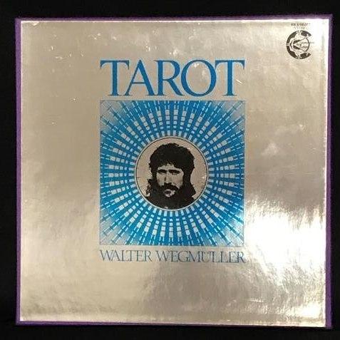 WALTER WEGMÜLLER Tarot  Archive Quality 1973 G… – Vinyl