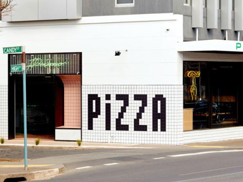 "tumblr_p2mry2RU7L1r5vojso2_500 Logo Id for Primo Pizza via By no means Now""Branding, spatial... Design"
