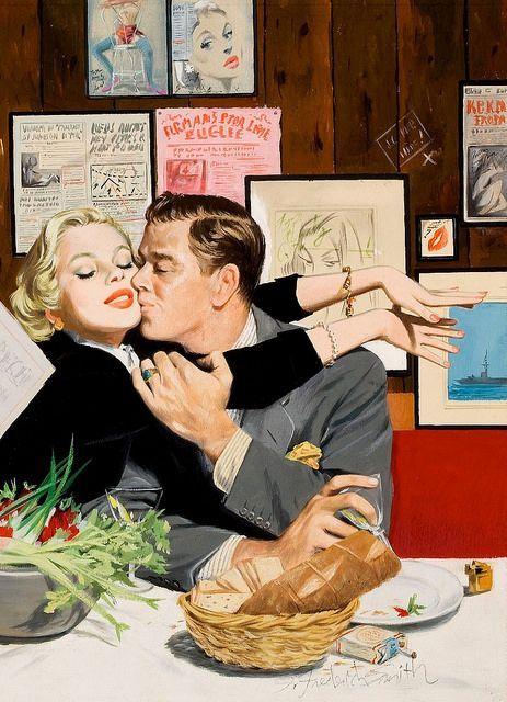 vintage art on Tumblr