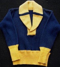 shawl collared sweater   Tumblr