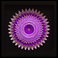 The Curiosity Chronicles - Curious about...String Art.