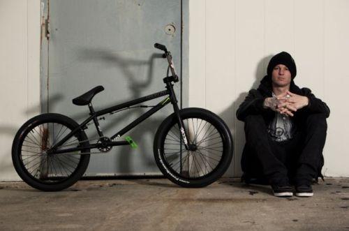 Jeremy Twitch Stenberg Bike