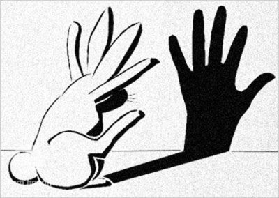 shadow puppets on Tumblr