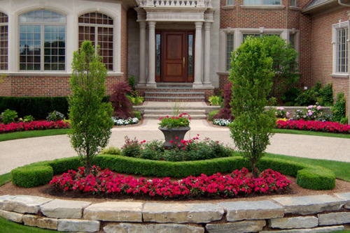 high end landscape design