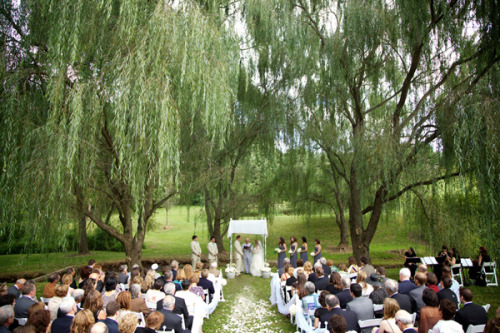 Outdoor Wedding Theme