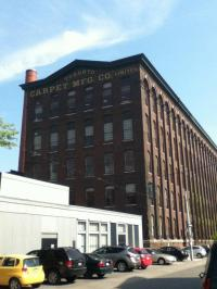 Why I Love The Toronto Carpet Factory: On a magic... - Why ...