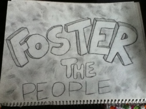 foster the people logo | Tumblr