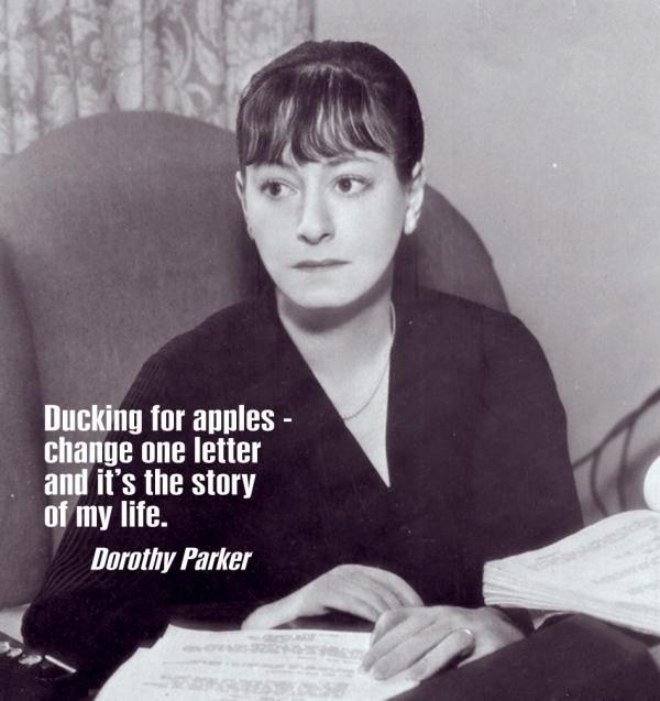 Happy Birthday Dorothy Parker Born Day In