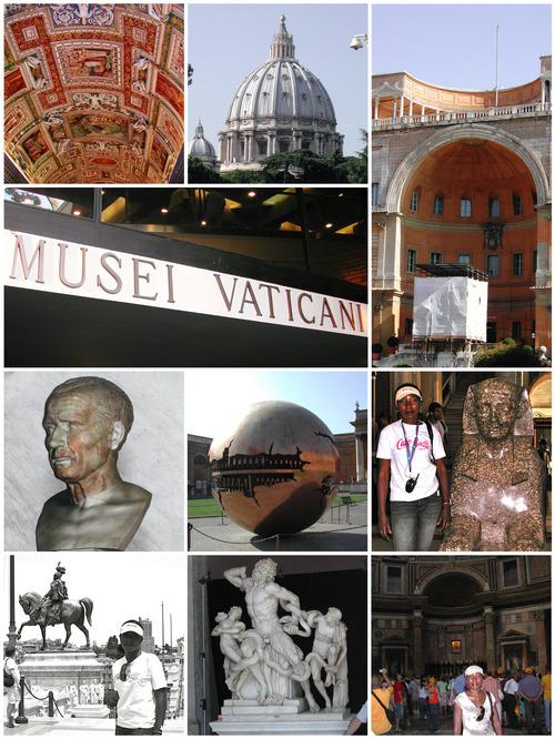Roma, day 1