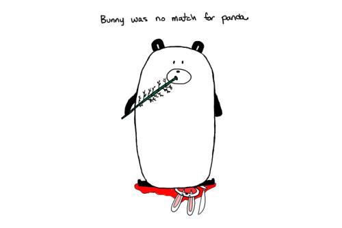Pen & Pandas