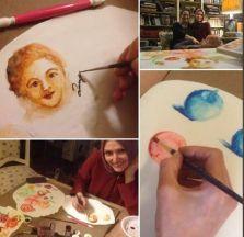 3d pasta resimleme dersleri