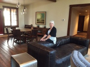 Ruth at The Wilderness Club