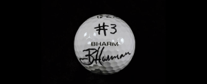 Brian Harman had a Hole-in-One two times in one day