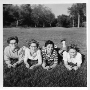 Wascana Park, 1956