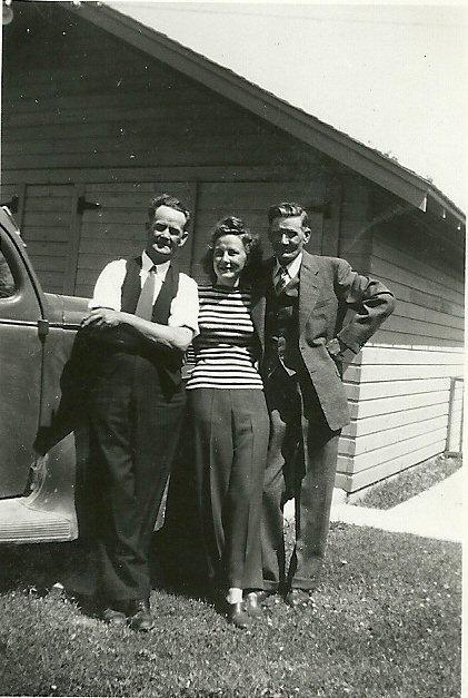 Roseau, Minnesota in 1940
