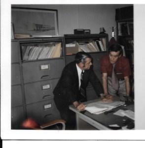 Doc at work at SGI
