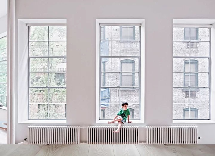 Dreamy Apartment With Stunning Windows //