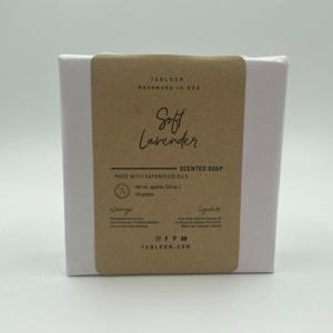 Soft Lavender Bath Soap