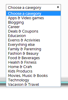 sverve tip categories