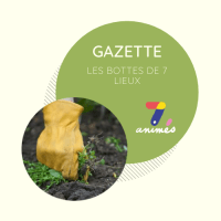 GAZETTE DES JARDiNSPARTAGES -  MARS 2020