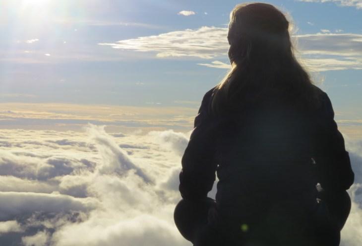 Monte Roraima - Nascer do sol no mirante do Quati - Lado brasileiro
