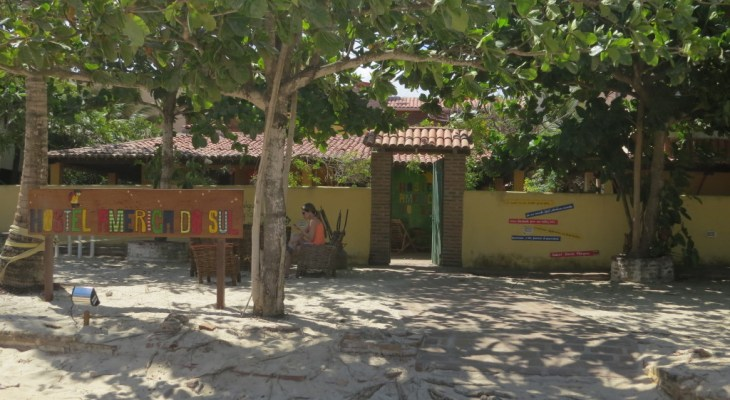 Hostel América do Sul - Jericoacoara - Ceará 1