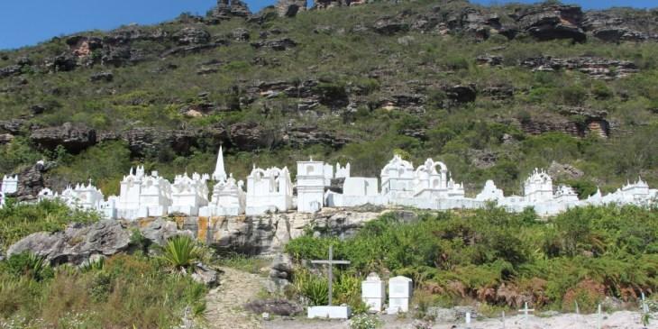 Cemitério Gótico-Bizantino - Chapada Diamantina