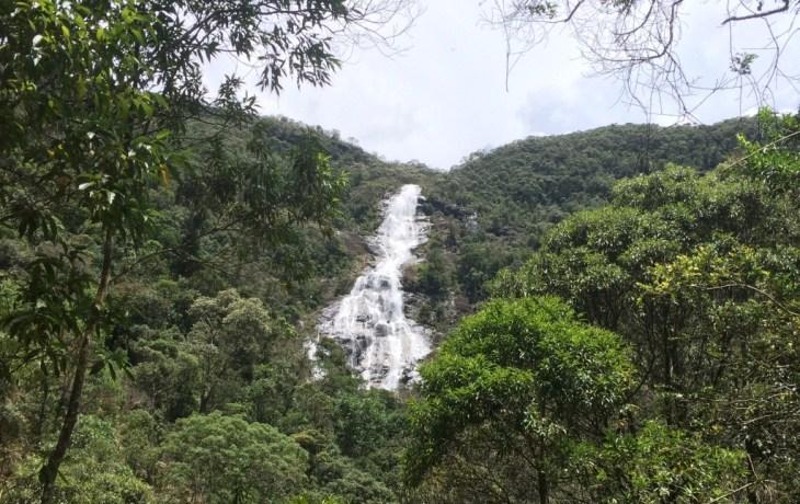 Cachoeira do Fundo - Vale do Matutu - Aiuruoca - MG