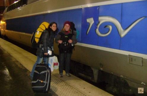 TGV - trem-bala!