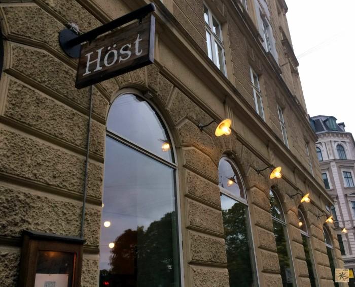 Höst - Onde comer bem em Copenhague - 7 Cantos do Mundo
