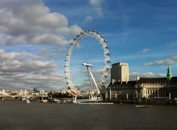 10 destinos incríveis para conhecer em 2018 - Londres - Inglaterra - 7 Cantos do Mundo