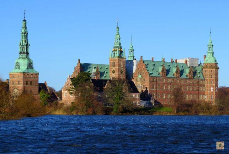 Castelo de Frederiksborg - Hillerød -, Dinamarca - 7 Cantos do Mundo
