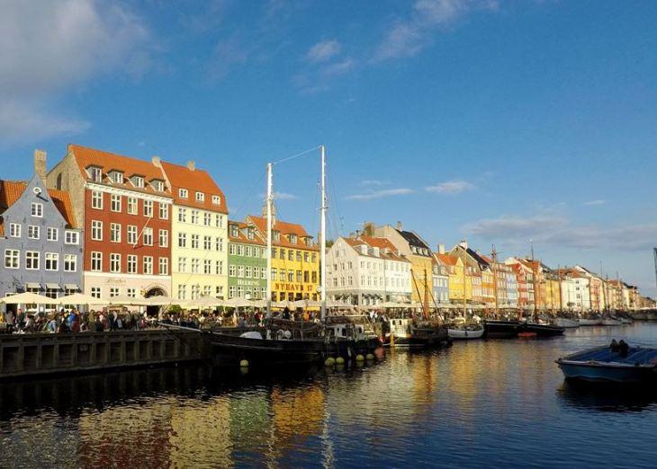 O que fazer em Copenhague - Nyhavn - Copenhague - Dinamarca - 7 Cantos do Mundo